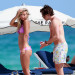 Charles Goode & Petra Benova Enjoy Miami Beach