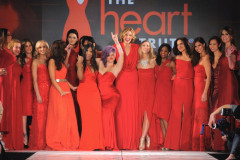 red-dress-fashion-show