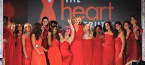 red-dress-fashion-show