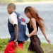 Birthday Girl Rihanna & Chris Brown Enjoying More Then The Beach On Her Birthday
