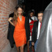 Rihanna Spends Valentine's Night At The Blok