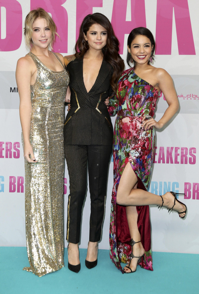 'Spring Breakers' Berlin Premiere