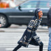 Willow & Jaden Smith Film A Music Video In New York