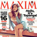 Danielle Fishel Covers Maxim