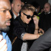 Justin Bieber Celebrates His Birthday In London