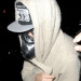 Masked Justin Bieber On A Night Out In London