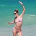 Doutzen Kroes Showing Off Her Hot Bikini Body In Miami