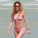 Doutzen Kroes Showing Off Her Hot Bikini Body In Miami