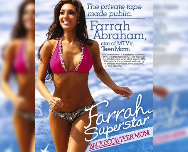 Farrah abraham does anal