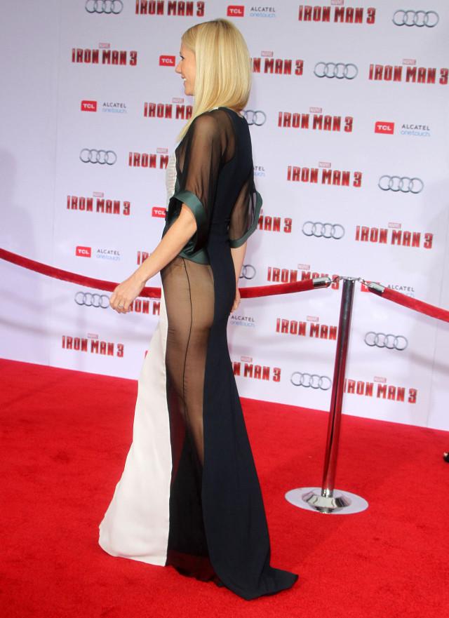gwyneth paltrow dress iron man 3 la premiere MEMEs