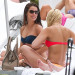 Jessica Lowndes Hangs By The Pool In Miami