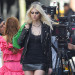 Taylor Momsen Filming Her New Music Video