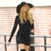 Blake Lively Poses For A Photo Shoot In NYC