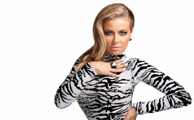 carmen-electra-stripes