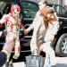 Jaden Smith dresses up as 'Ironman' for shopping trip with Kylie Jenner