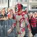 Jaden Smith in an 'Iron Man' costume