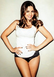 Kelly Brook, FHM National Treasure, June 2013