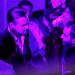 Semi-Exclusive... Leonardo DiCaprio Parties With 2 Girls At The De Grisogono Party
