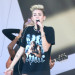 Miley Cyrus Performing On Jimmy Kimmel Live!