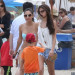 Selena Gomez & Francia Raisa Enjoy A Day On The Beach In Malibu