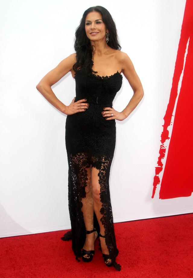 Catherine Zeta-Jones at The RED 2 Premiere in LA   148571 ... Catherine Zeta Jones