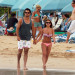 Eric Decker & Jessie James Out For A Stroll On The Beach In Hawaii