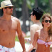 Eric Decker & Jessie James Catch Some Rays In Hawaii