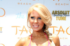 Gretchen Rossi Hosts Bachelorette Beach At TAO Beach Club