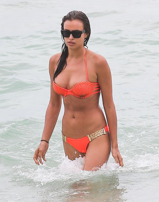 Irina Shayk Bikini Bodies