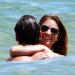 Eric Decker & Jessie James Take A Dip In Hawaii