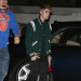 Justin Bieber Attends Selena Gomez's 21st Birthday Party