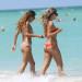 Natasha Oakley Enjoys a Beach Day in Miami