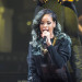 Rihanna Perforforming At Telenor Arena