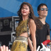Selena Gomez Performing Live At The 103.3 AMP Radio Birthday Bash