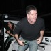 Simon Cowell Enjoys A Night Out With Two Ladies
