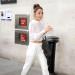 Vanessa Hudgens Visits BBC Radio 1 Studios