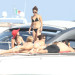 Vanessa Hudgens Showing Off Her Bikini Body In Ischia