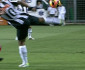 backheel-kick