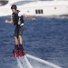 Leonardo DiCaprio Takes Flight In Ibiza