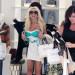Courtney Stodden Shops At DASH