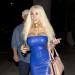 Courtney Stodden Dines Out At Sur