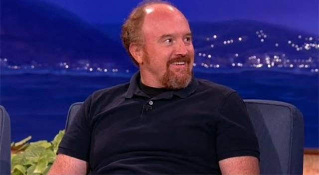 Louis C.K. Is Trying to Make a Comeback