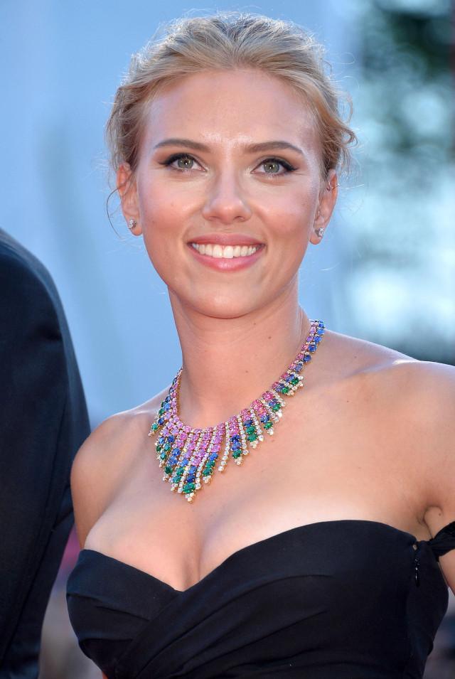 "70th Venice International Film Festival - ""Under The Skin ... Scarlett Johansson"