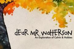Dear Mr. Watterson Teaser Trailer