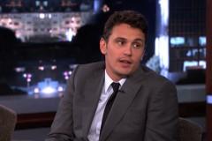 James Franco on Jimmy Kimmel Live PART 3