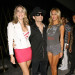 Celebs On A Night Out At Bootsy Bellows