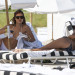 Maryna Linchuk & Karina Gubanova Show Off Their Bikini Bodies In Miami