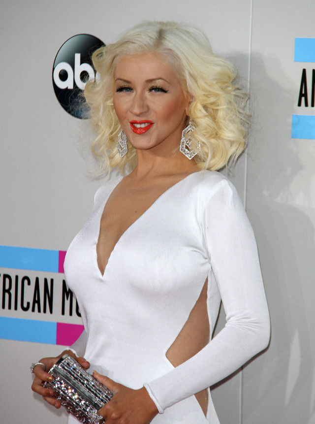 The 2013 American Music Awards Arrivals in LA