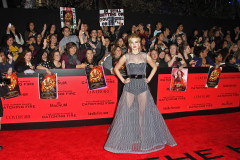 The Hunger Games: Catching Fire Premieres in LA