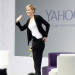 Jennifer Lawrence Shows Off Her Short Hair At Yahoo! Q&A